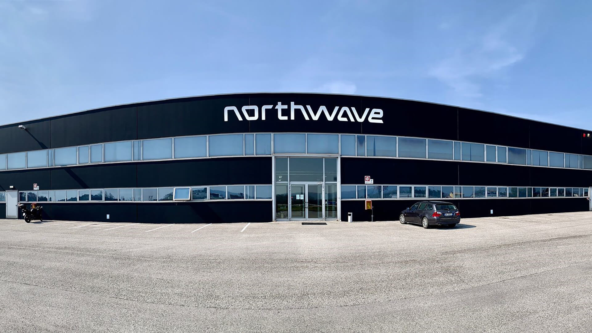 Northwave buildin from the outside
