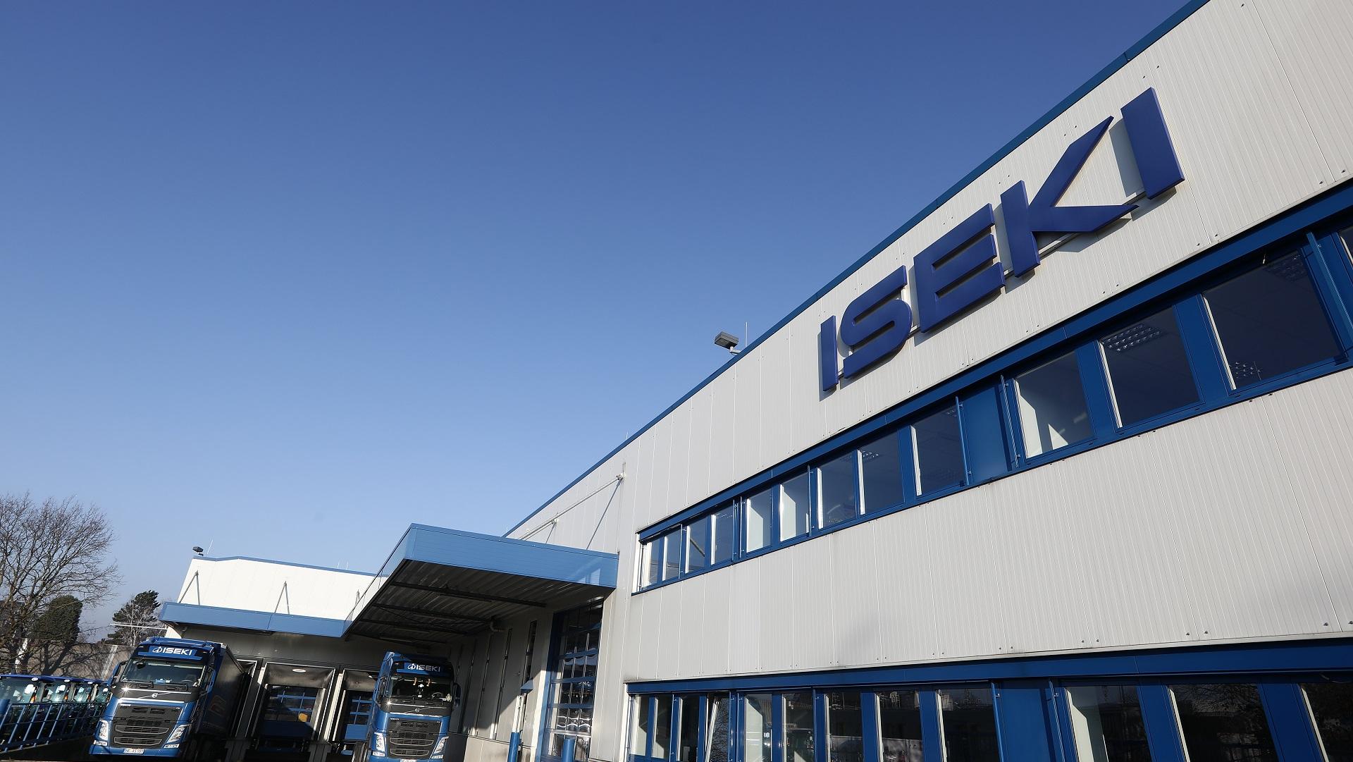 ISEKI Firmengebäude