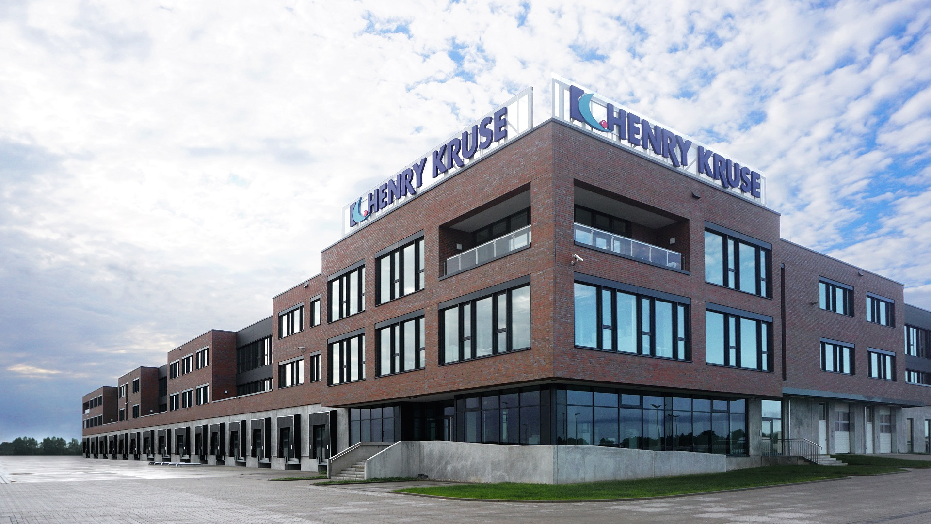 Firmengebäude Kruse Firmenverbund Neumünster