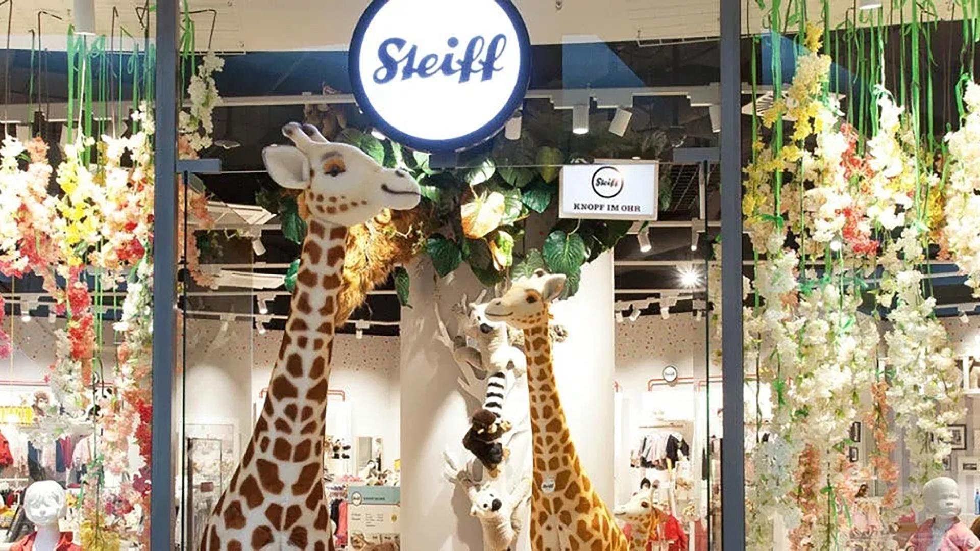 Steiff shop