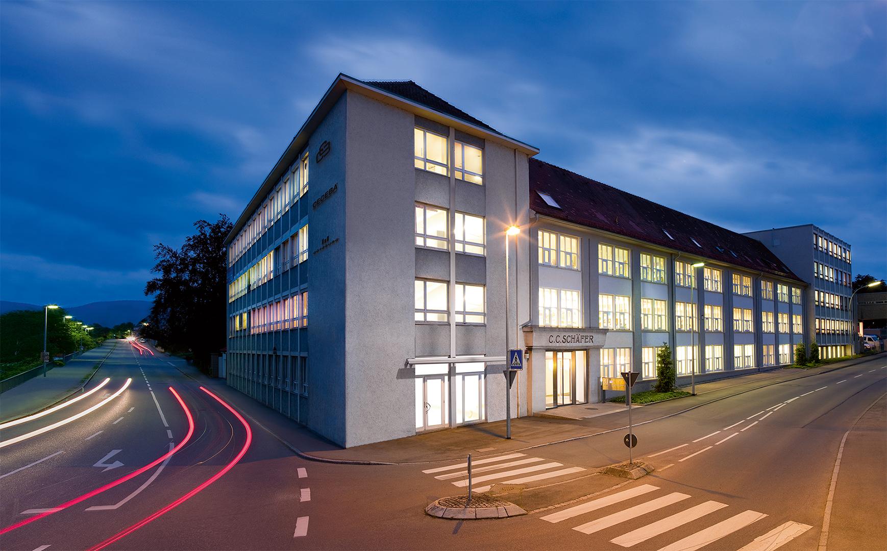 CECEBA Building
