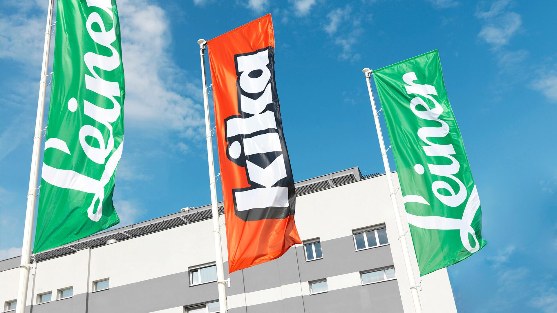 kika/Leiner Fahnen