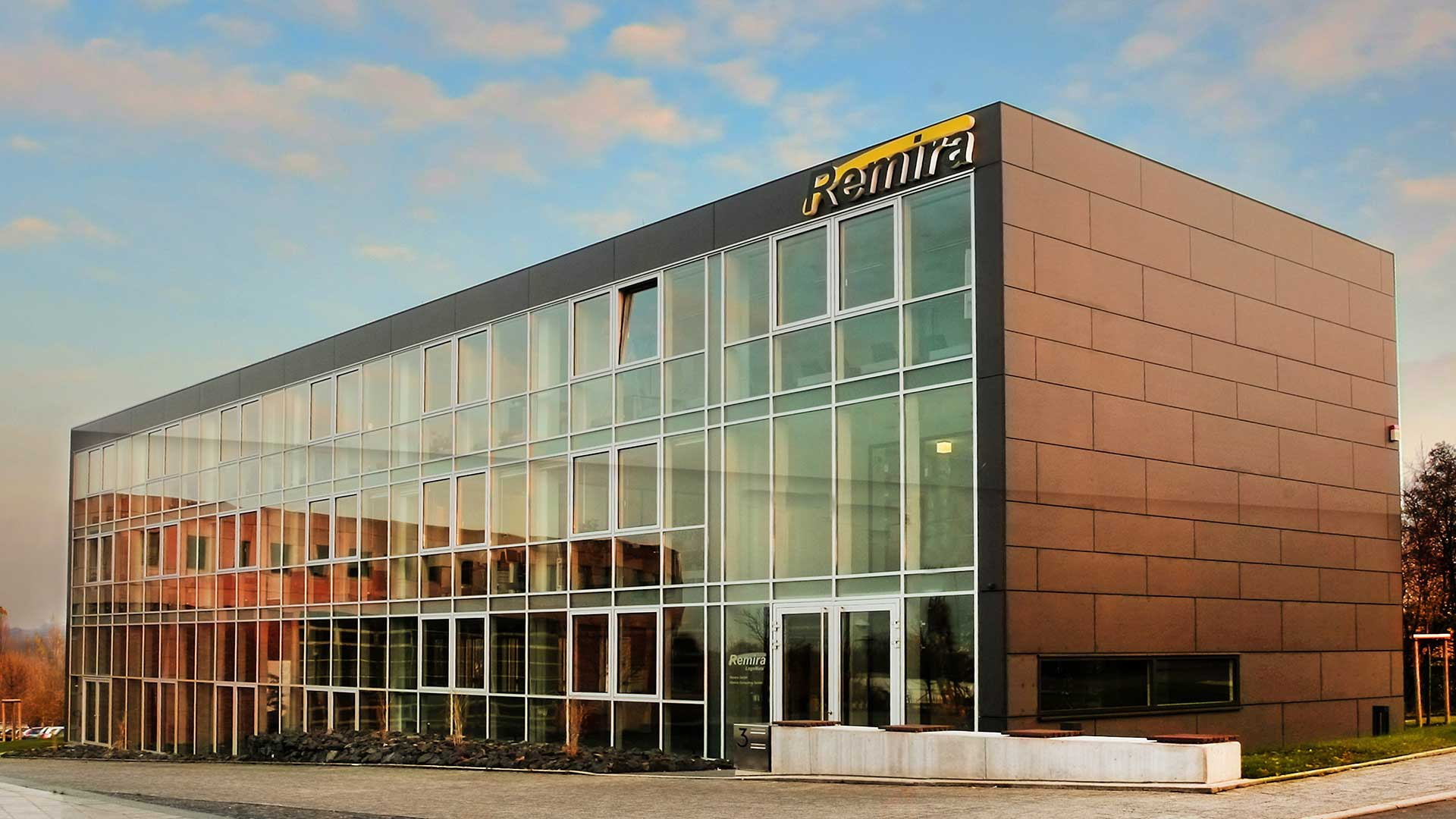 Remira Gebäude in Bochum